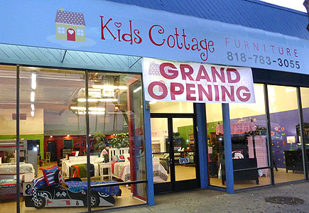 Kids Cottage store