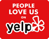 People Love Us onYelp