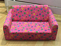 Print Fold-out Couch