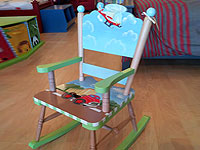 Transport Rocking Chair