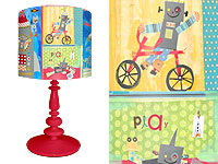 Kids Cottage Lamps