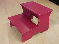 Kids Cottage Stepstool
