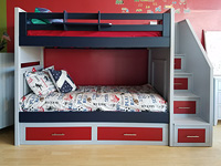 Kids Cottage Bunkbed