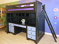 ... Kids Cottage Bunkbeds, Kids Cottage Bunkbeds